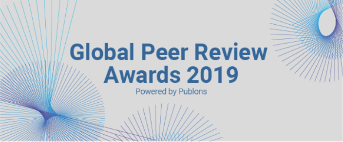 PEER REVIEW AWARDS 2019